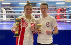 Елена Жиляева выиграла всероссийский турнир по боксу