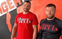 Николай Алексахин и Артур Астахов вместе готовятся к следующим поединкам