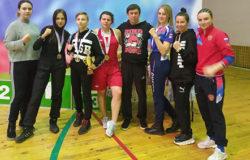 Брянские боксёрши отличились на турнире в Тверской области