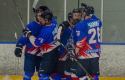 """Брянские хоккеисты, уступая в счете, обыграли череповецкий """"Металлург"""""""