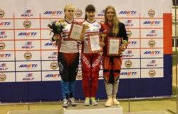 Анастасия Иванова из Брянска стала бронзовым призёром международного турнира по велогонкам BMX