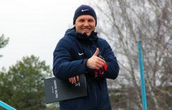 Александр Фомичев подвел итоги двухнедельного цикла подготовки молодёжной команды