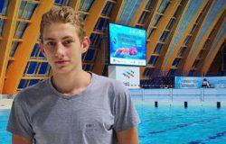 Брянский пловец Илья Бородин выступит на чемпионате России