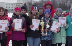 Брянские лыжники отличились на Кубке Курской области