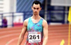 Два брянских легкоатлета отличились на турнире в Санкт-Петербурге