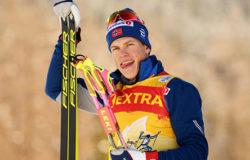 Клебо отказался конкурировать с брянским лыжником Большуновым