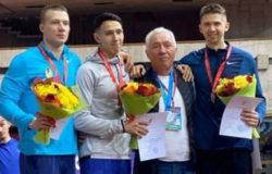 Брянские легкоатлеты завоевали две золотые медали чемпионата России по легкой атлетике