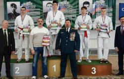 Брянские рукопашники отличились на турнире в Туле