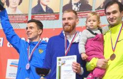 В Брянске прошли традиционные легкоатлетические соревнования памяти В.Д. Самотёсова