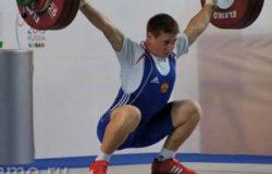 Алексей Осипов из Брянска стал серебряным призёром Кубка России по тяжёлой атлетике
