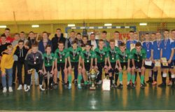 Команда из Гомеля выиграла турнир на Кубок Губернатора Брянской области Александра Богомаза