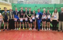 В Брянске определились чемпионы города по настольному теннису