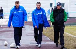 Дмитрий Ларин: Желание тренировать профессиональную команду никуда не пропало