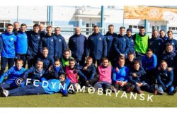 Анализы футболистов брянского «Динамо» показали отрицательный результат