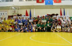 В БГУОР состоялся праздничный мини-футбольный турнир среди женских команд