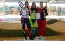 Татьяна Капитанова стала бронзовым призёром этапа Кубка России