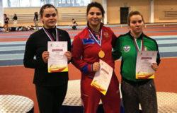 Брянские паралимпийцы завоевали семь медалей Кубка России по лёгкой атлетике