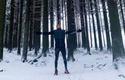Брянский лыжник Большунов проверил себя и пробежал 134 км без остановок