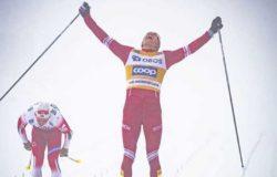 Названа сумма призовых брянского лыжника за победу в «Тур де Ски»