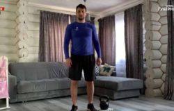 Известные брянские спортсмены запустили домашний флеш-моб