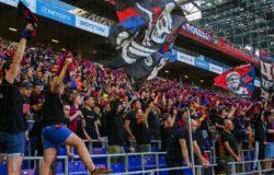 Футбол возвращается в Россию с болельщиками