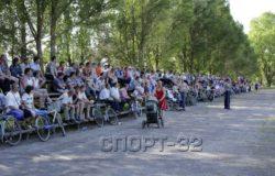 """Ретро-фото. 28.05.2011. """"Электрон"""" Унеча – """"Бежица"""" 1:2"""