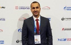 Директор БГУОР Алексей Солонкин отмечает день рождения!