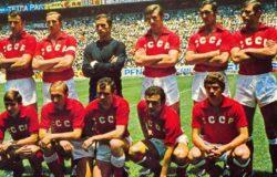 Форму сборной СССР-1970 признали одной из самых красивых за всю историю футбола