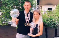 Брянский лыжник Александр Большунов получил Большой хрустальный глобус