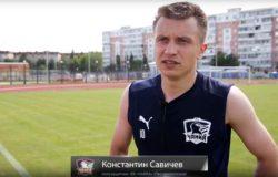 """Главный тренер """"Чайки"""" может улететь в премьер-лигу"""