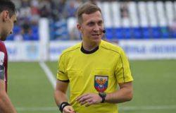 Алексей Федотов рассудит «Нефтехимик» и «Динамо-Брянск»