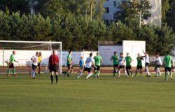 Областной футбол: результаты игрового дня 22 августа