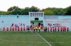 Областной футбол: результаты игрового дня 6 августа