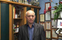 Заслуженному тренеру России по самбо Александру Терешку – 60!