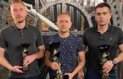 Определились победитель и призеры турнира в честь 11-летия Академии бильярда