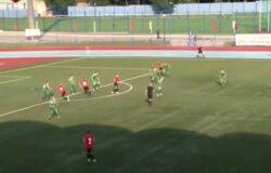 Гол с 40 метров стал украшением матча в Смоленске