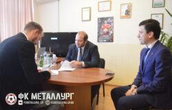 """Итальянский бизнесмен стал президентом липецкого """"Металлурга"""""""