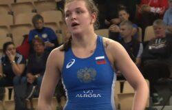 Брянская спортсменка стала бронзовым призером чемпионата России по борьбе