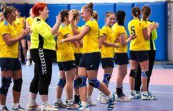 Сельцовские гандболистки уступили питерским школьницам