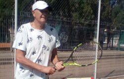 Кафельников-старший верит в успехи брянских теннисистов