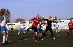 Областной футбол, финальный этап, результаты игрового дня 3 октября