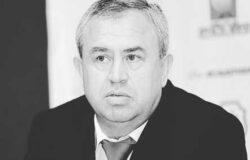 """Ушел из жизни главный тренер ХК """"Брянск"""" Николай Мышагин"""