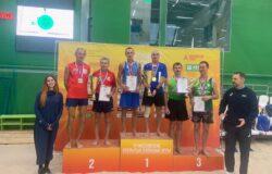 Брянские ветераны пляжного волейбола боролись за Кубок России