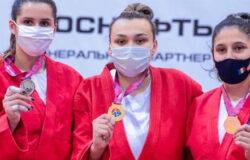 Брянская спортсменка  выиграла «золото» Кубка мира по самбо