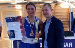 Брянская спортсменка выиграла чемпионат ЦФО по боксу