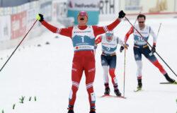 Норвежские лыжники и российские тренеры прокомментировали успех Большунова