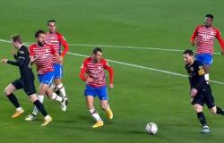 «Барселона» с Месси отыгралась с 0:2 и вышла в полуфинал Кубка Испании
