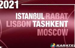 Изменения в календаре Премьер-Лиги Karate-1