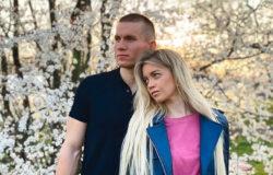 Интервью девушки Александра Большунова
