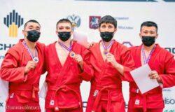 Брянский самбист завоевал золото на Кубке мира